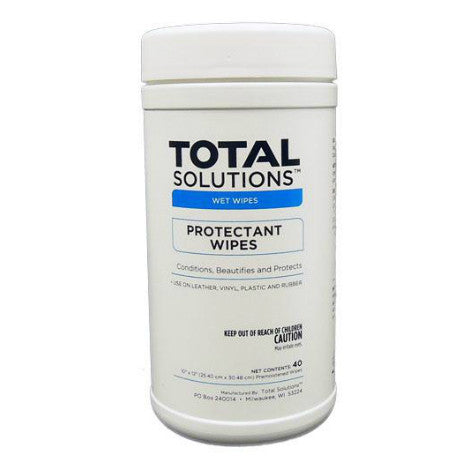 Vinyl & Rubber Protectant Wipes