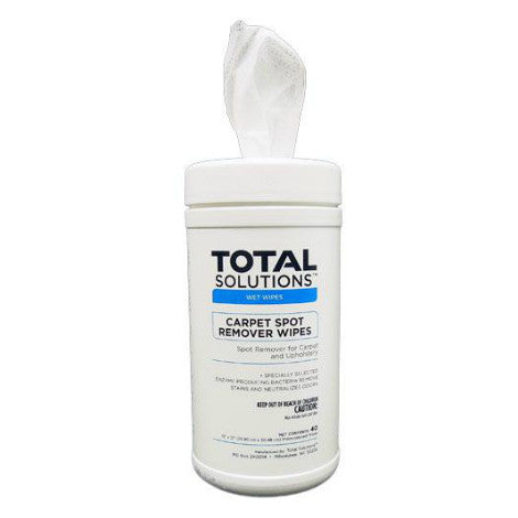 Carpet Spot Remover Wipes