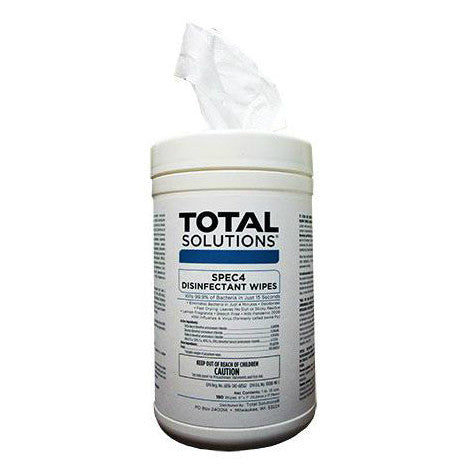 Hospital Hard Surface Grade Wipes