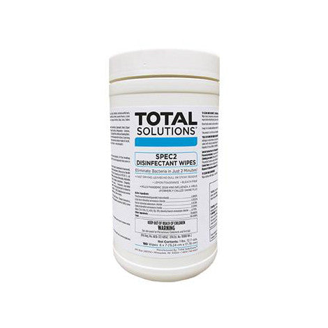 SPEC2 Disinfectant Wipes