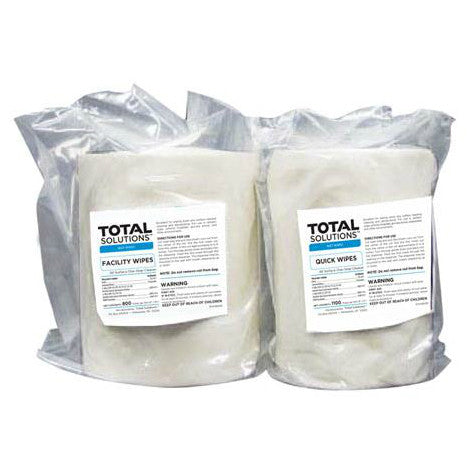 Gym Equipment / Fitness Facility Cleaning Wipes