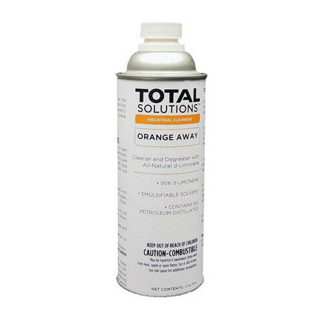 Orange Away 95% d-Limonene Citrus Degreaser