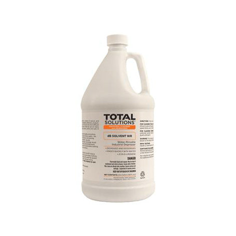 Water Rinsable Degreaser (dB Solvent)