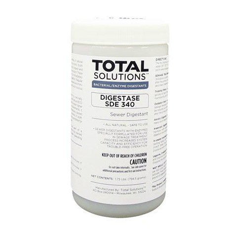 Digestase SDE 340 Organic Sewer Digestant with Enzymes