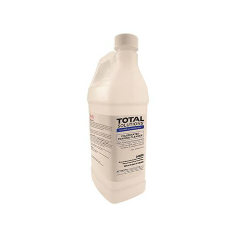 Chlorinated (Bleach) Foaming Cleaner Concentrate