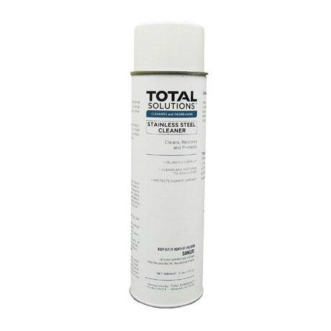 Stainless Steel Cleaner Aerosol Spray