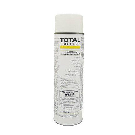 Lemon Scented Foaming Aerosol Disinfectant