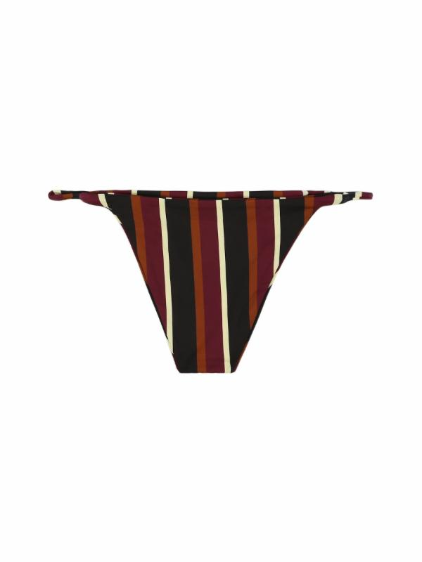 String Bottom (Wine Stripe)