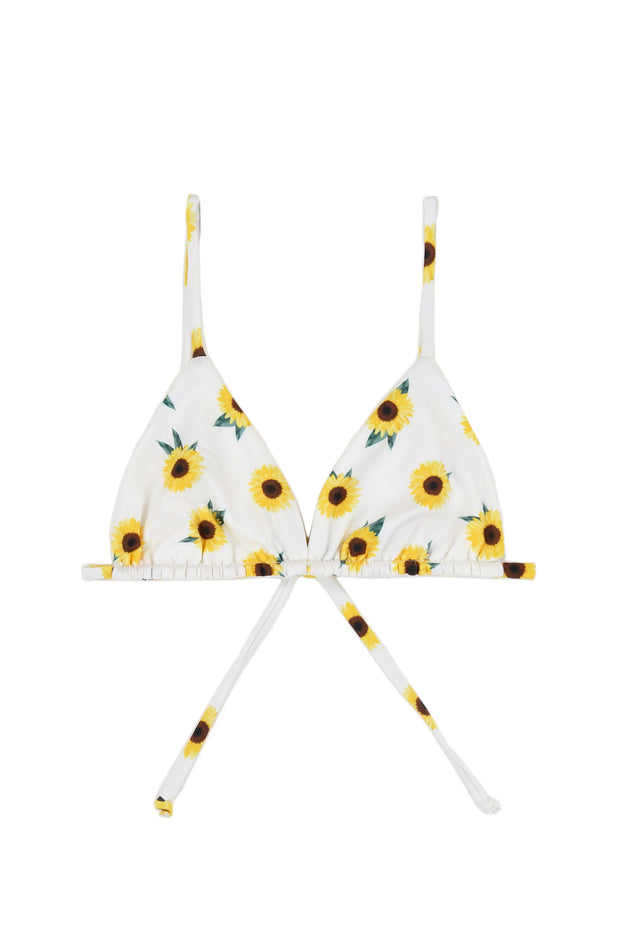 Triangle Top (Sunflower)