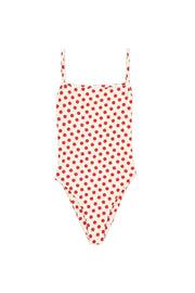One Piece (Cherry Polka Dot)