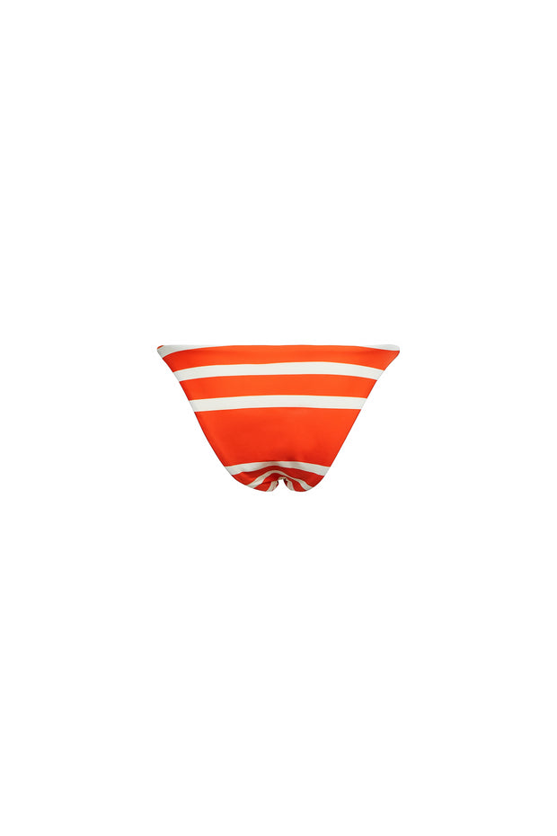 String Bottom (Rich Orange Stripe)