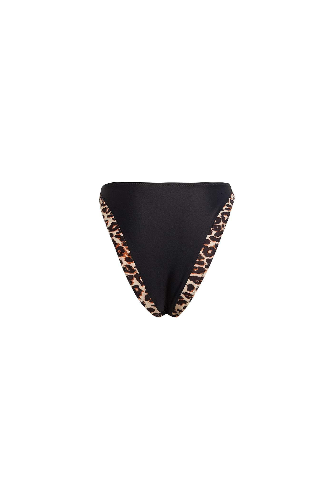 The Divine High Rise Bottom (Cheetah/Black)