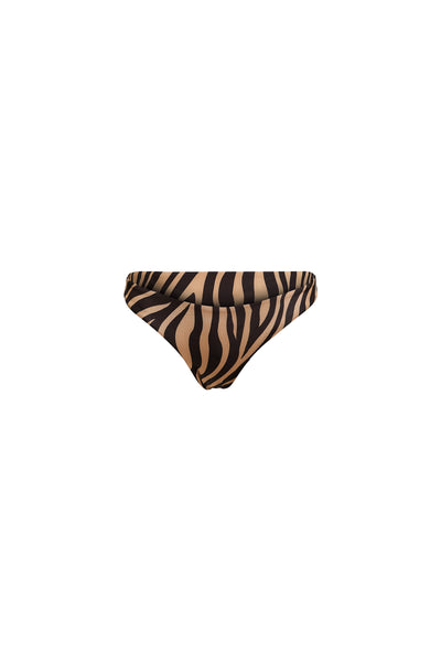 Brief Bottom (Zebra/Nude)