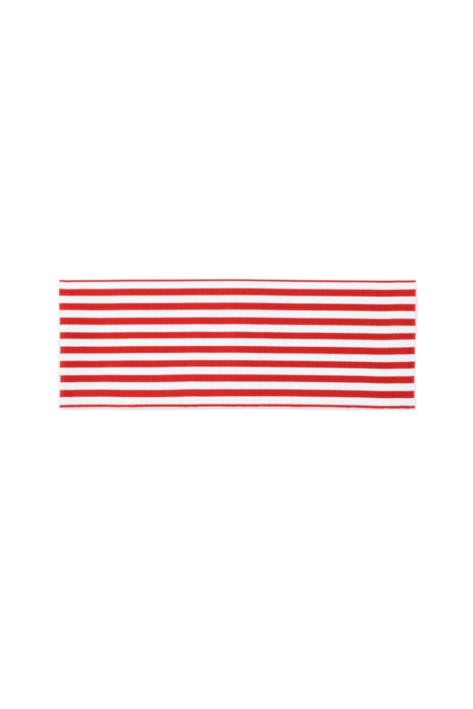 THESTRIPEDBELT(RED/BLANC)