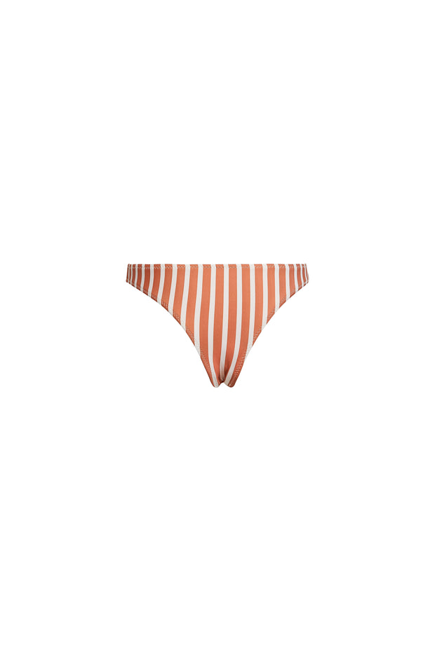 Tanning Bottom (Camel White Stripe)