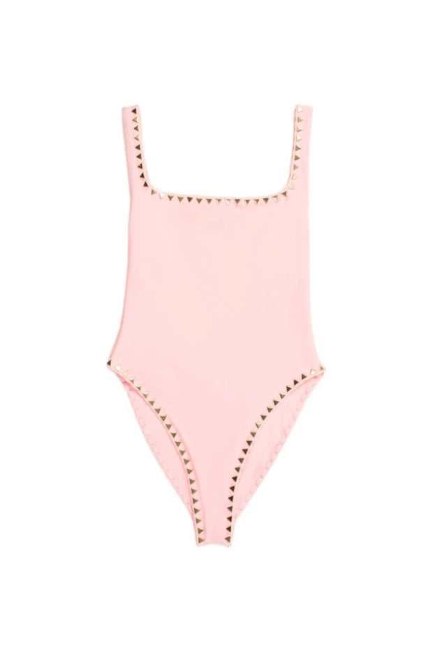 The Goddess One Piece (Pink)