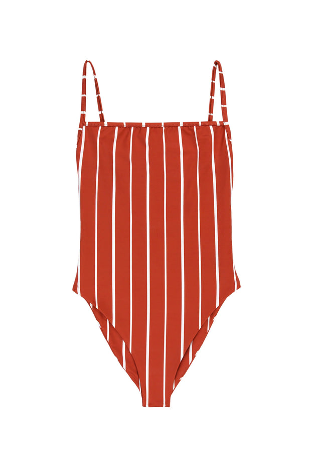 The One Piece (Adobe White Stripe)
