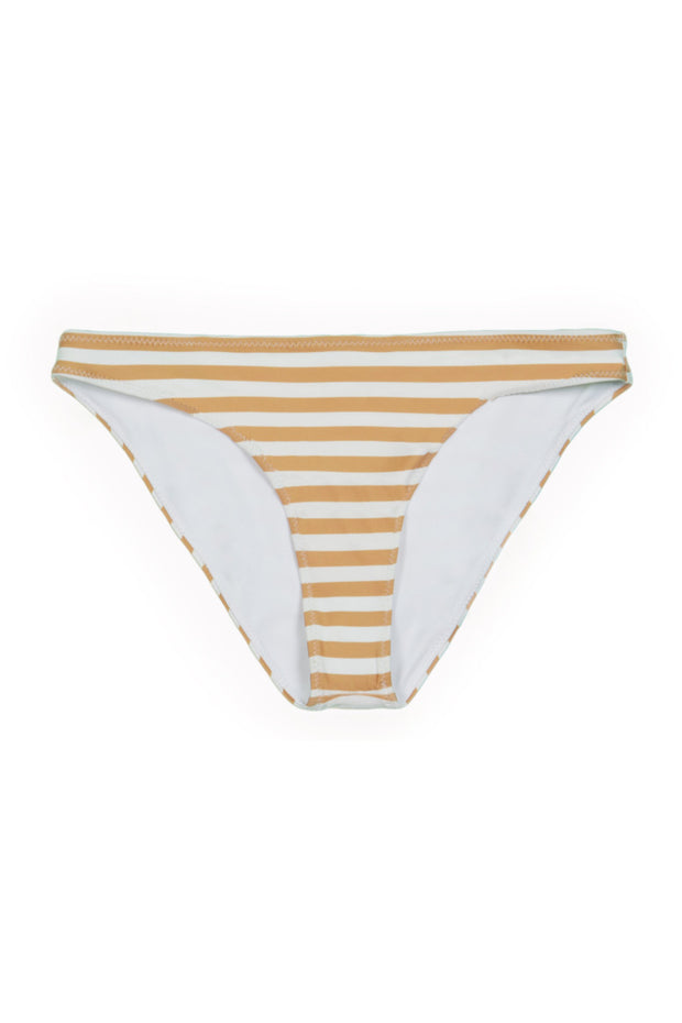The Divine Bottom (Tan/White Stripe)