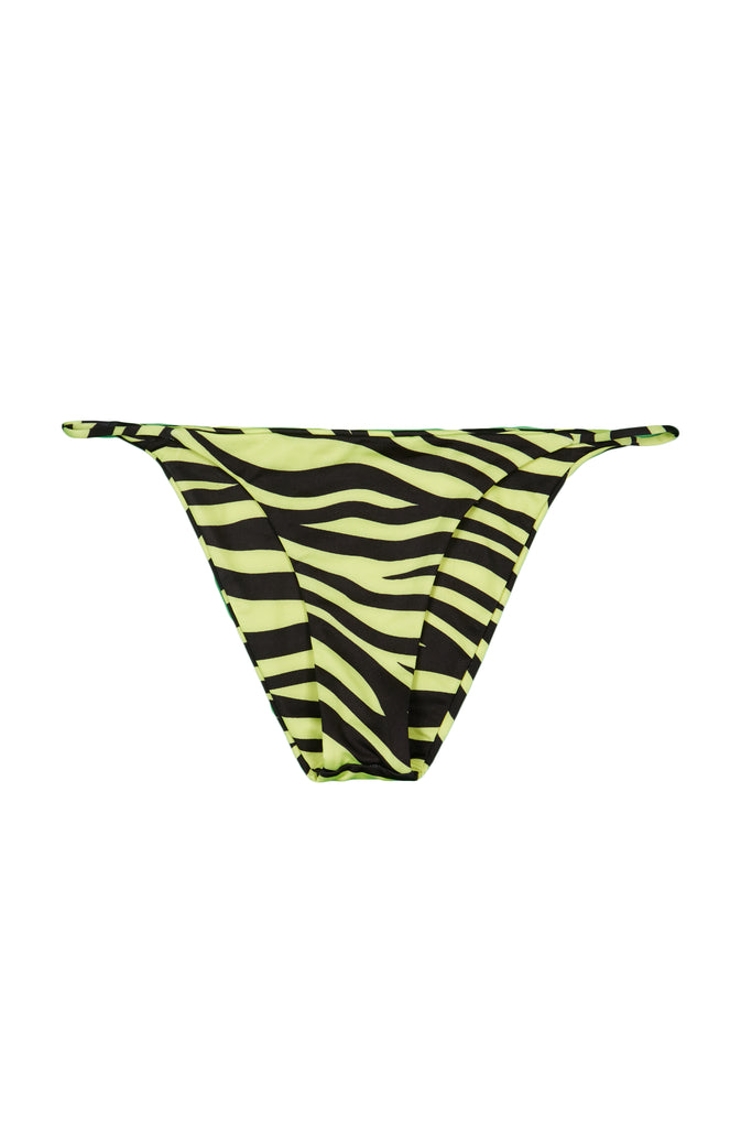 STRINGBOTTOM(ZEBRA/YELLOW)