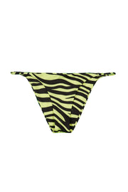 String Bottom (Zebra / Yellow)