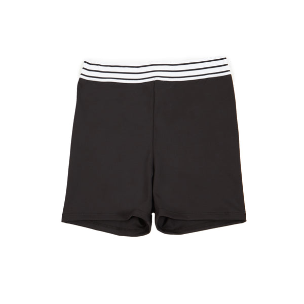Elastic Short (Black)