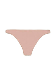 Brief Bottom (Ribbed Blush)