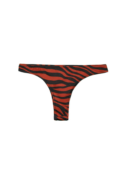 Tanning Bottom (Zebra / Brick)