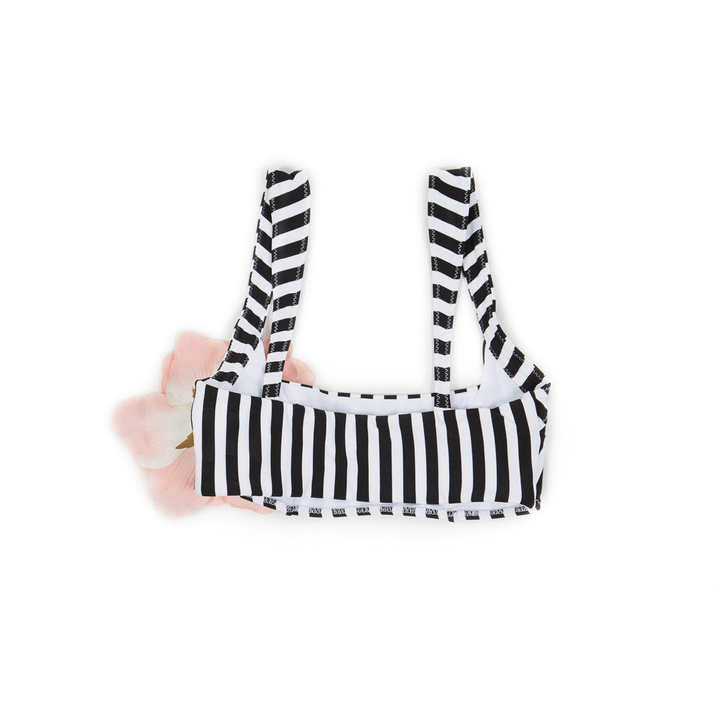 THEDIVINETOP(BLACK/WHITESTRIPE)
