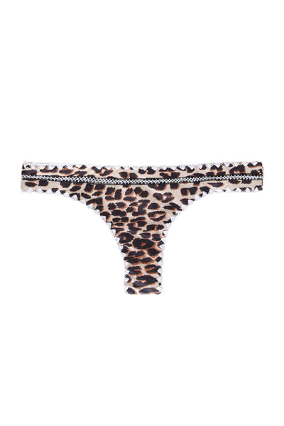 The Cheeky Bottom (Cheetah)