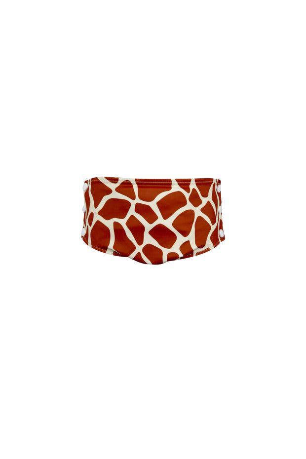 swim bloomer (giraffe)