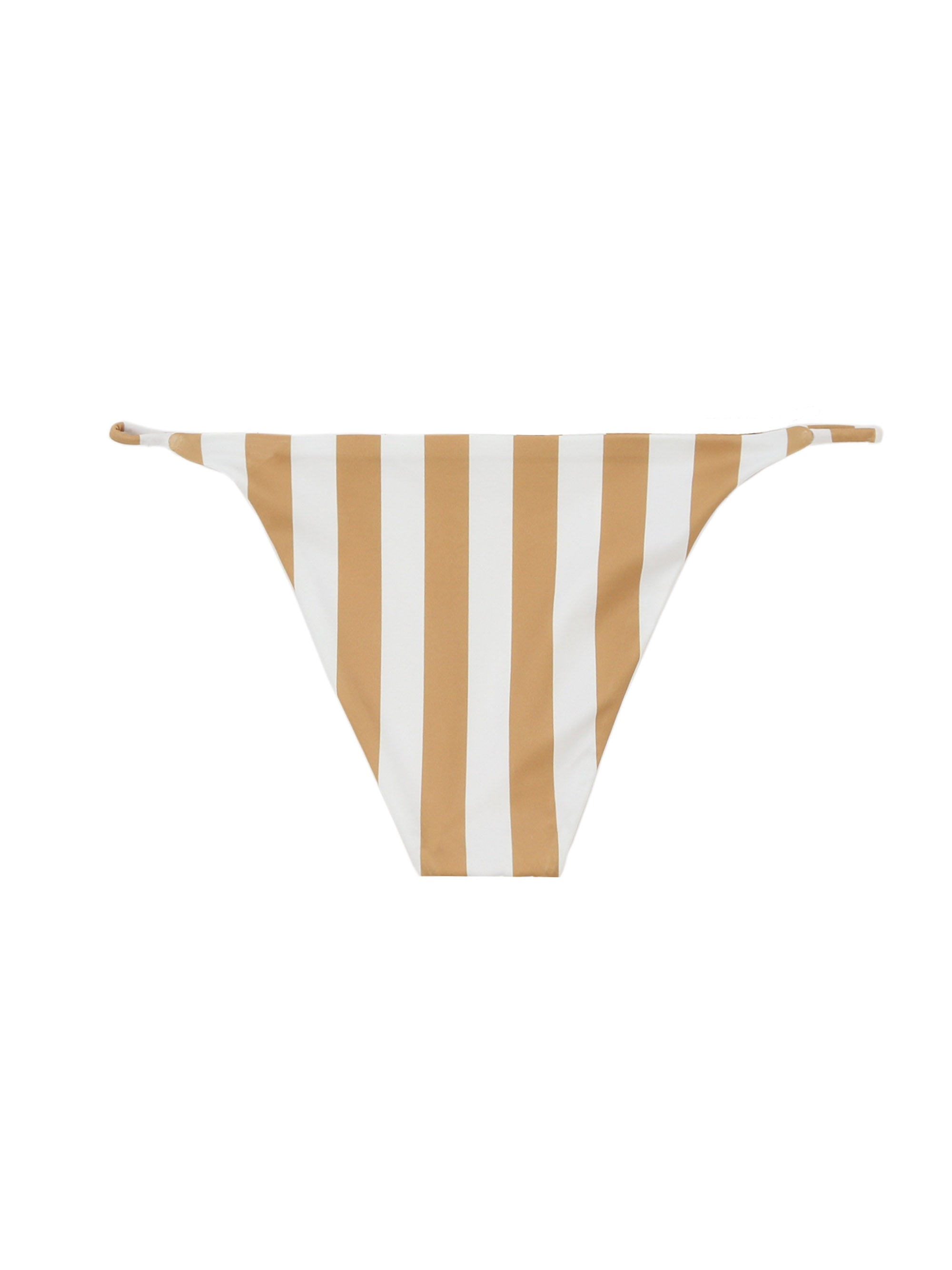 STRINGBOTTOM(WHITE/NUDESTRIPE)