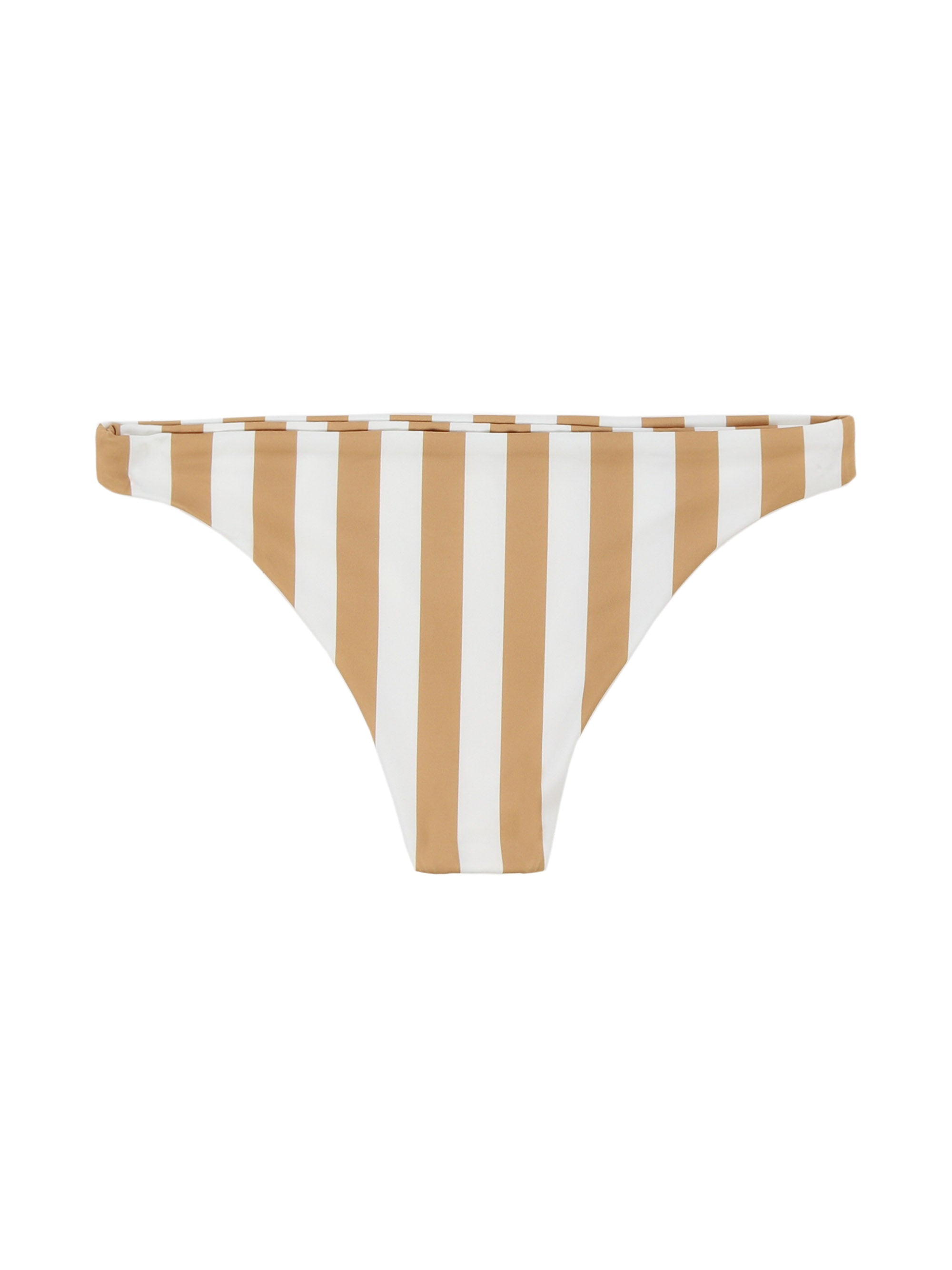 BRIEFBOTTOM(WHITE/NUDESTRIPE)