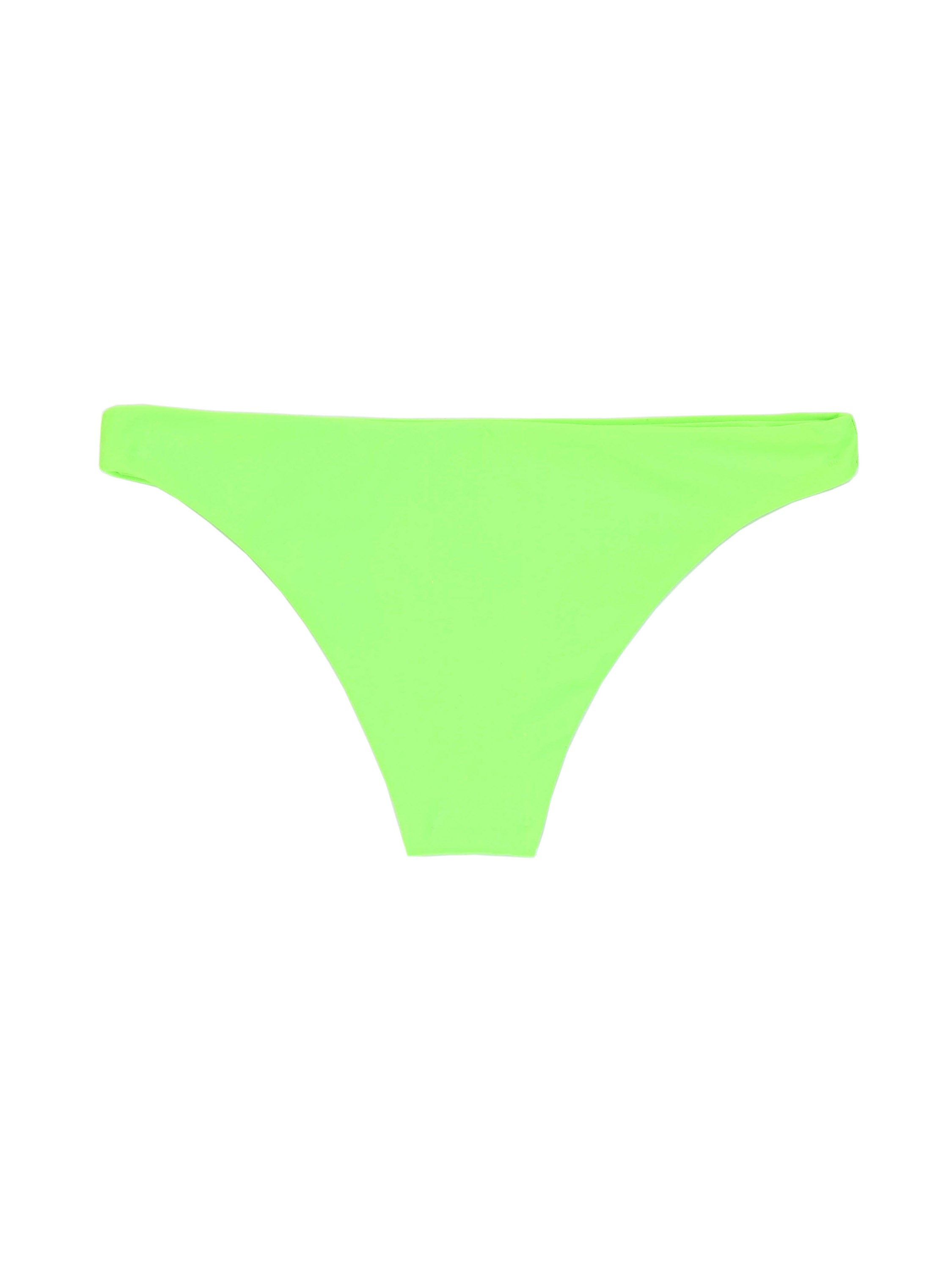 Brief Bottom (Neon Green)