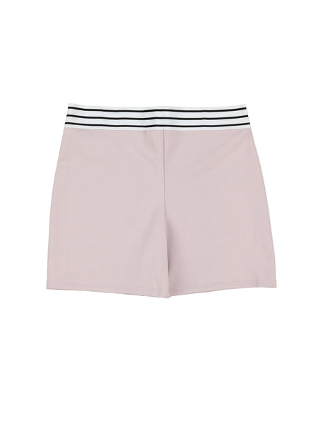 Elastic Short (Chalk Pink)