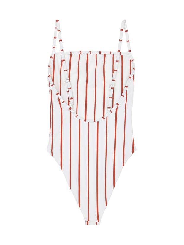 The One Piece (White Adobe Stripe)