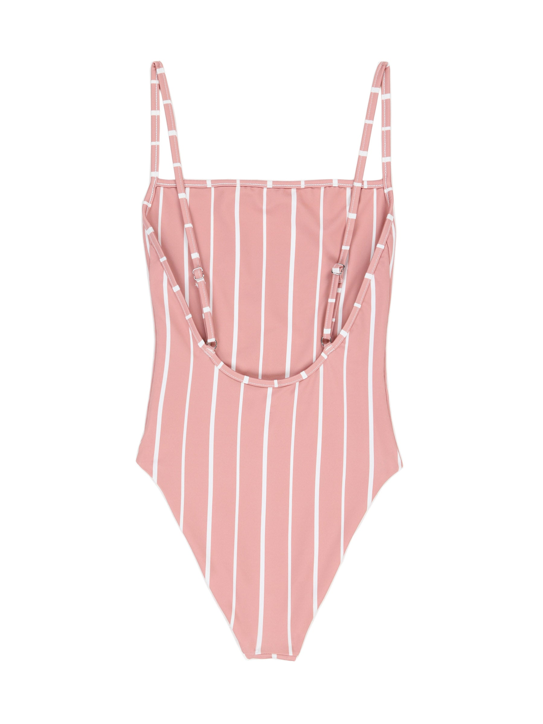 The One Piece (Pink White Stripe)