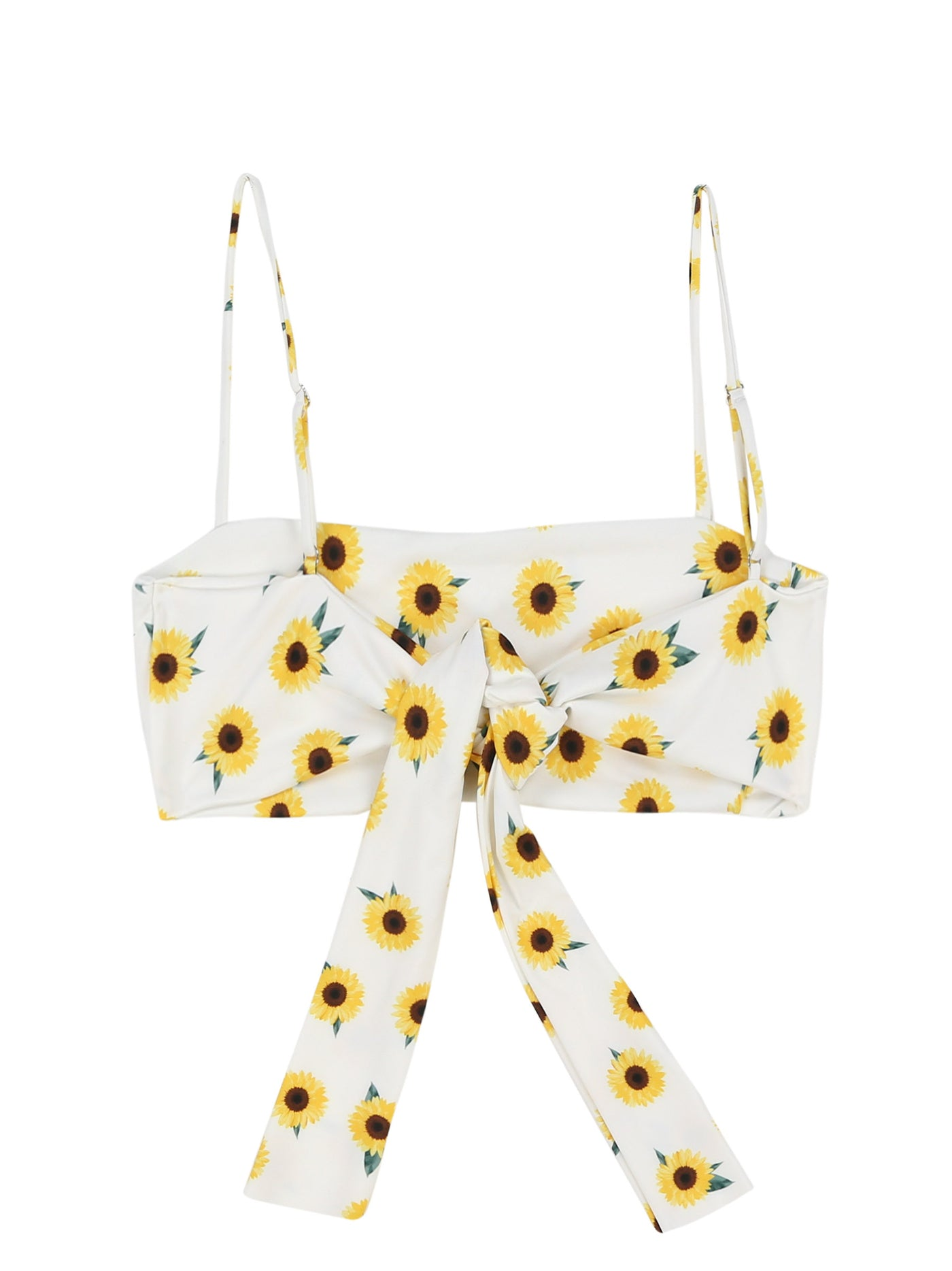Bandeau Top (Sunflower)