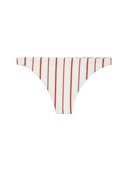 Brief Bottom (White Adobe Stripe)