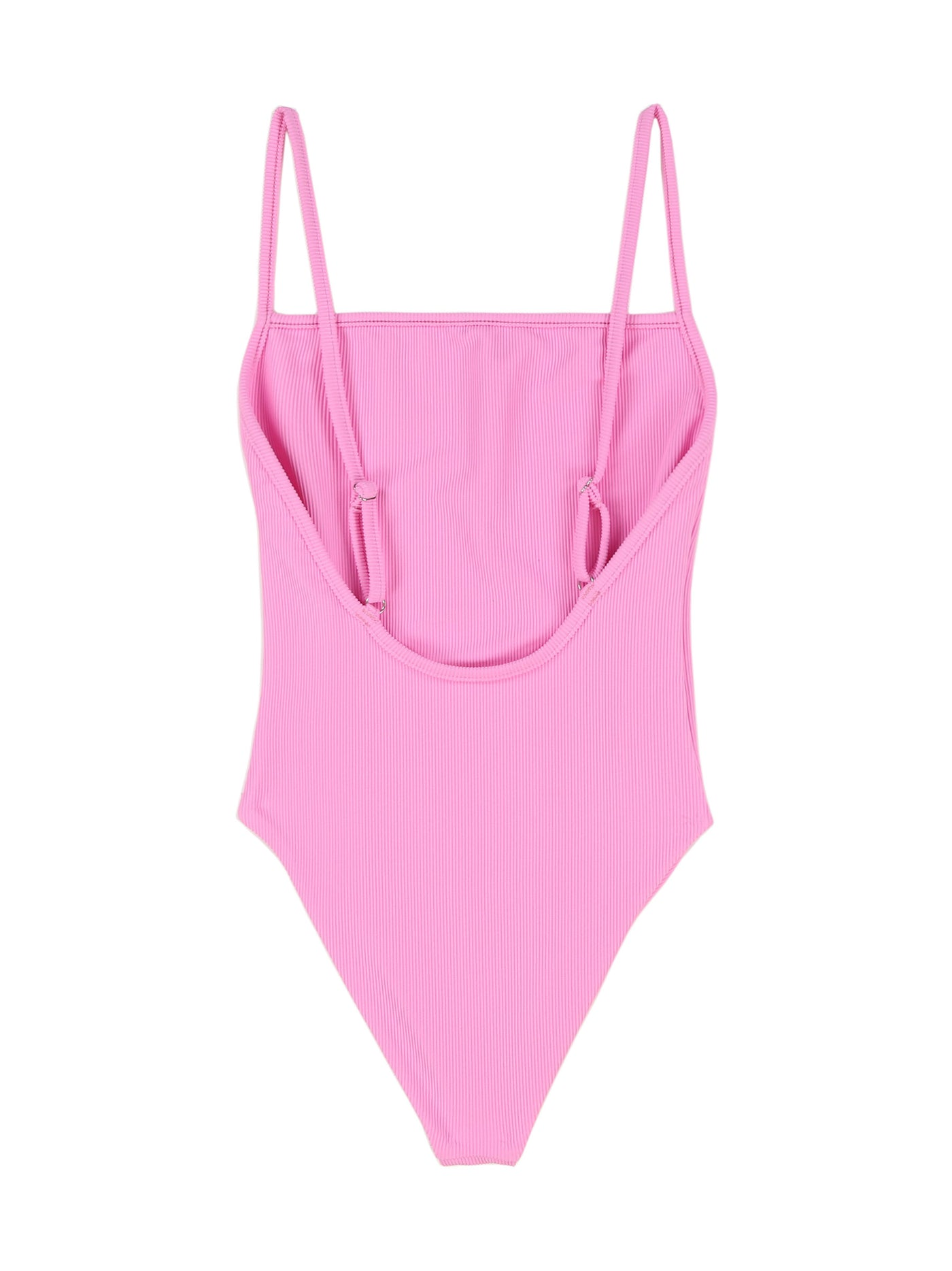 One Piece (Ribbed Pink)