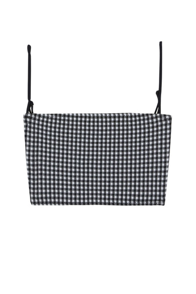 The Cindy Crop (Gingham)