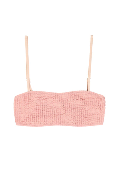 The Cindy Bra (Textured Blush)