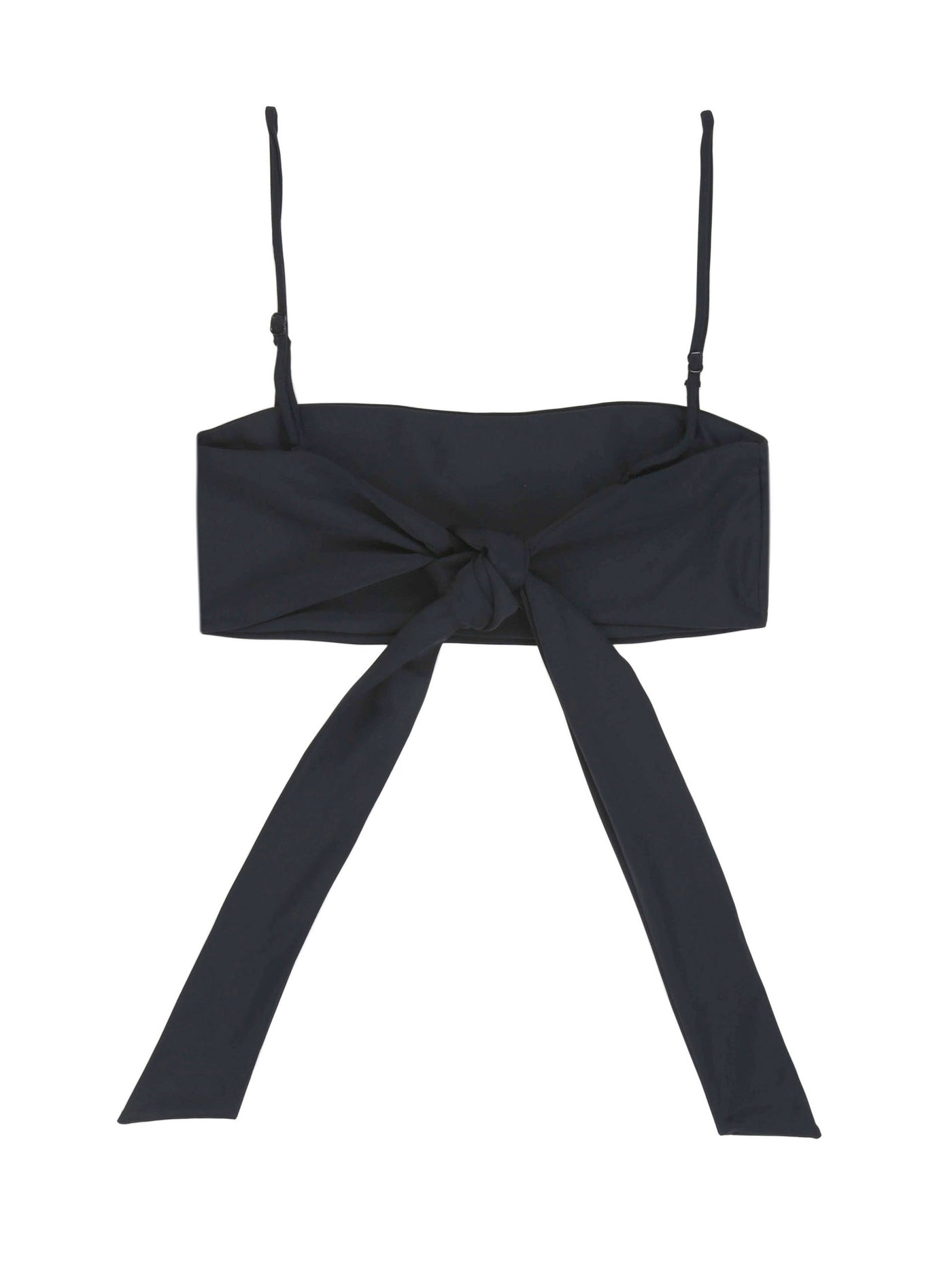 Bandeau Top (Black)