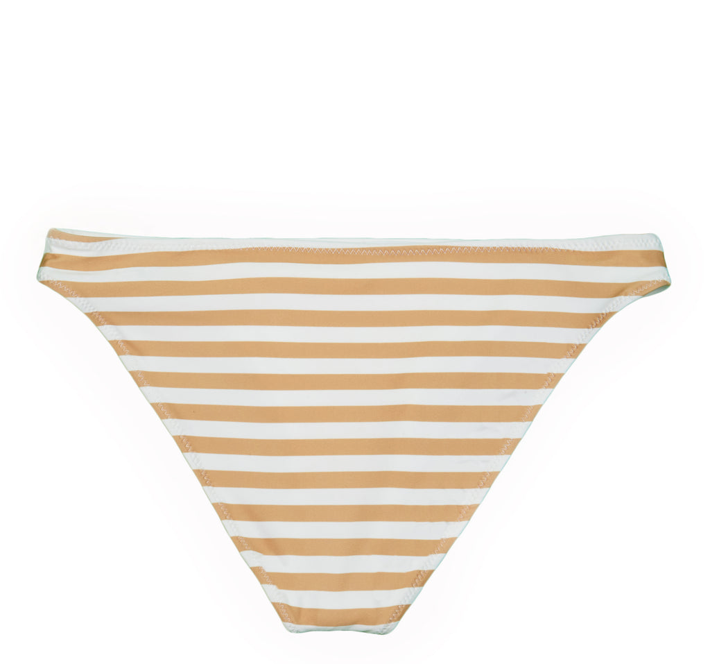 THEDIVINEBOTTOM(TAN/WHITESTRIPE)