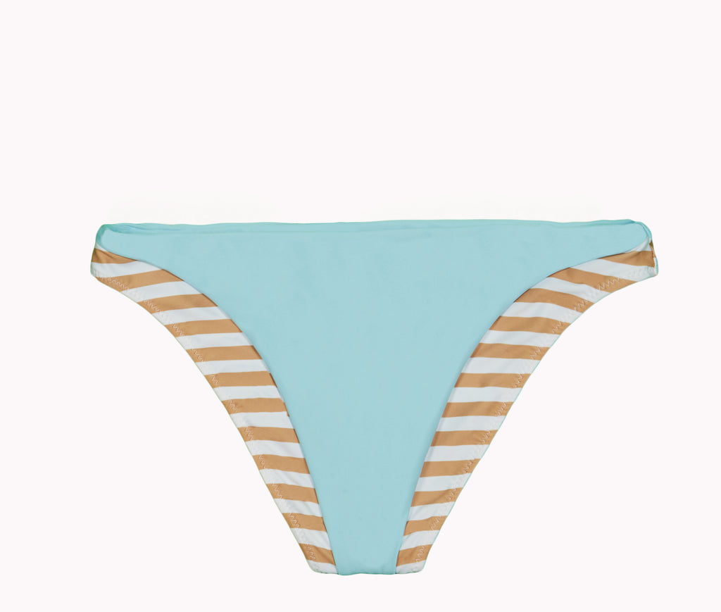 THEDIVINEBOTTOM(TANWHITESTRIPE/BLUE)