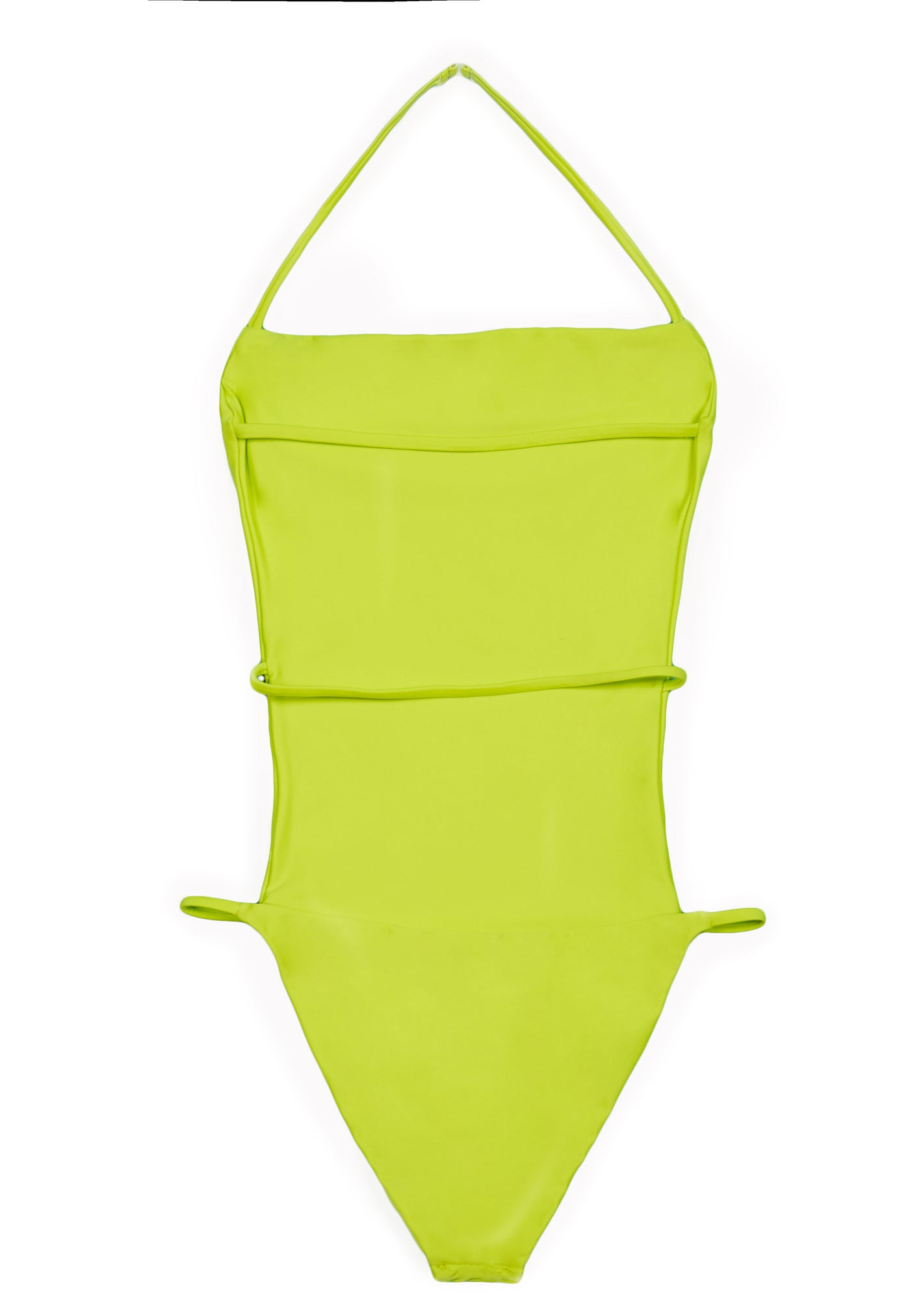 The Nina One Piece (Lime)