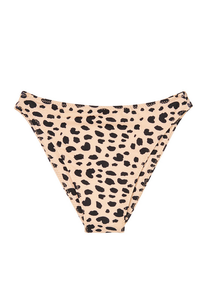 High Rise Bottom (Leopard)