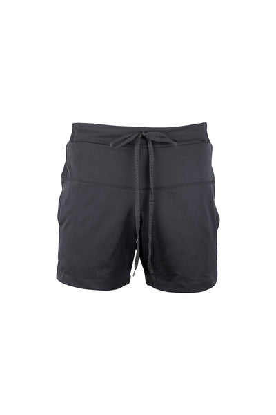 "5"" Swim Trunks (Black)"