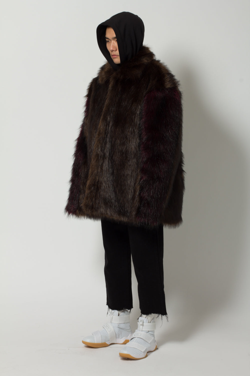 Illuminati Faux Fur jacket