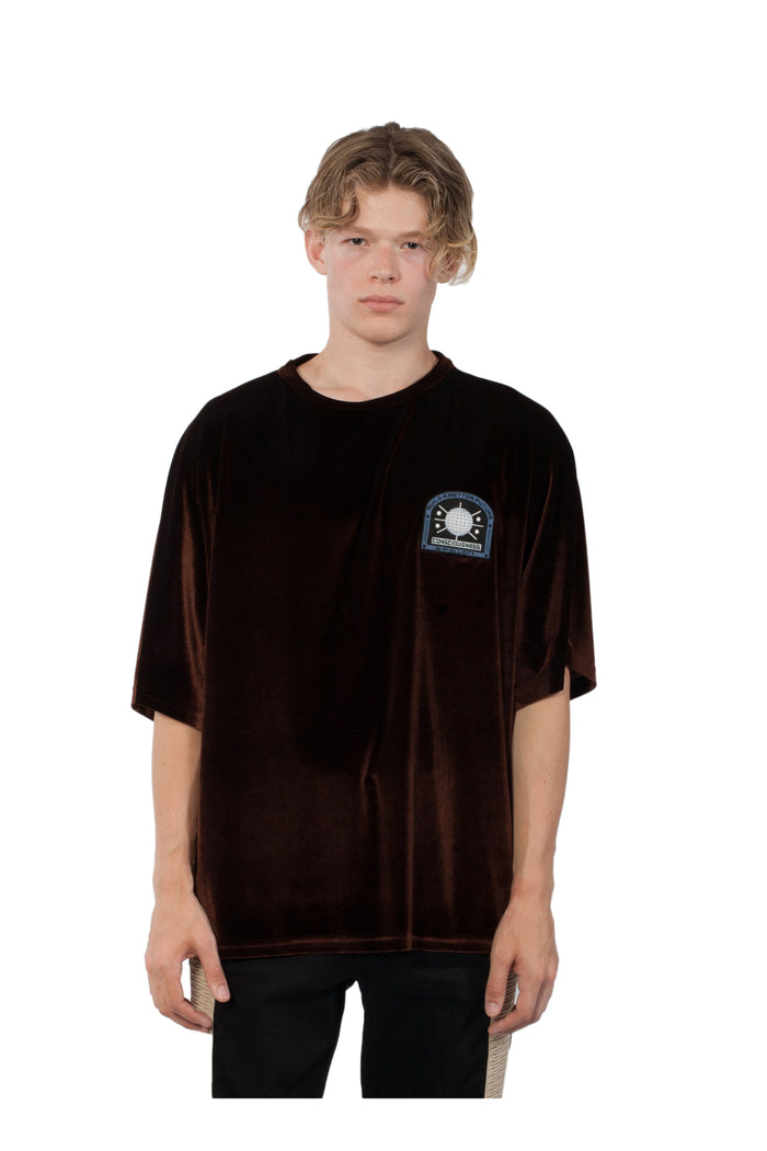 OverSized Tshirt Chocolate