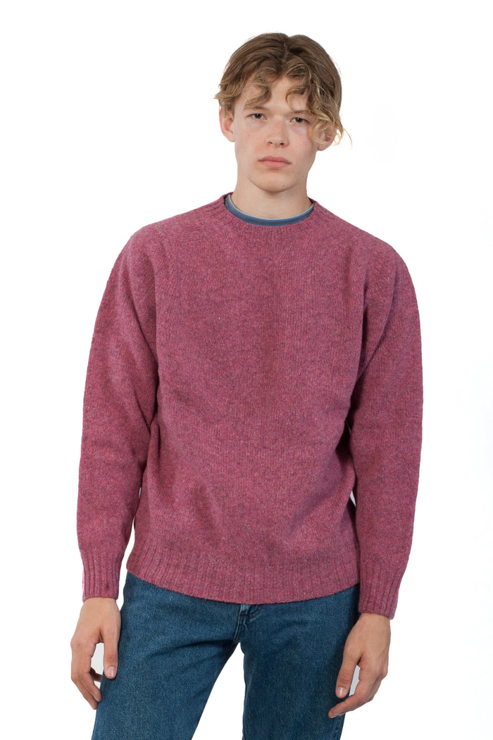Sweater HIKE Acid Pink